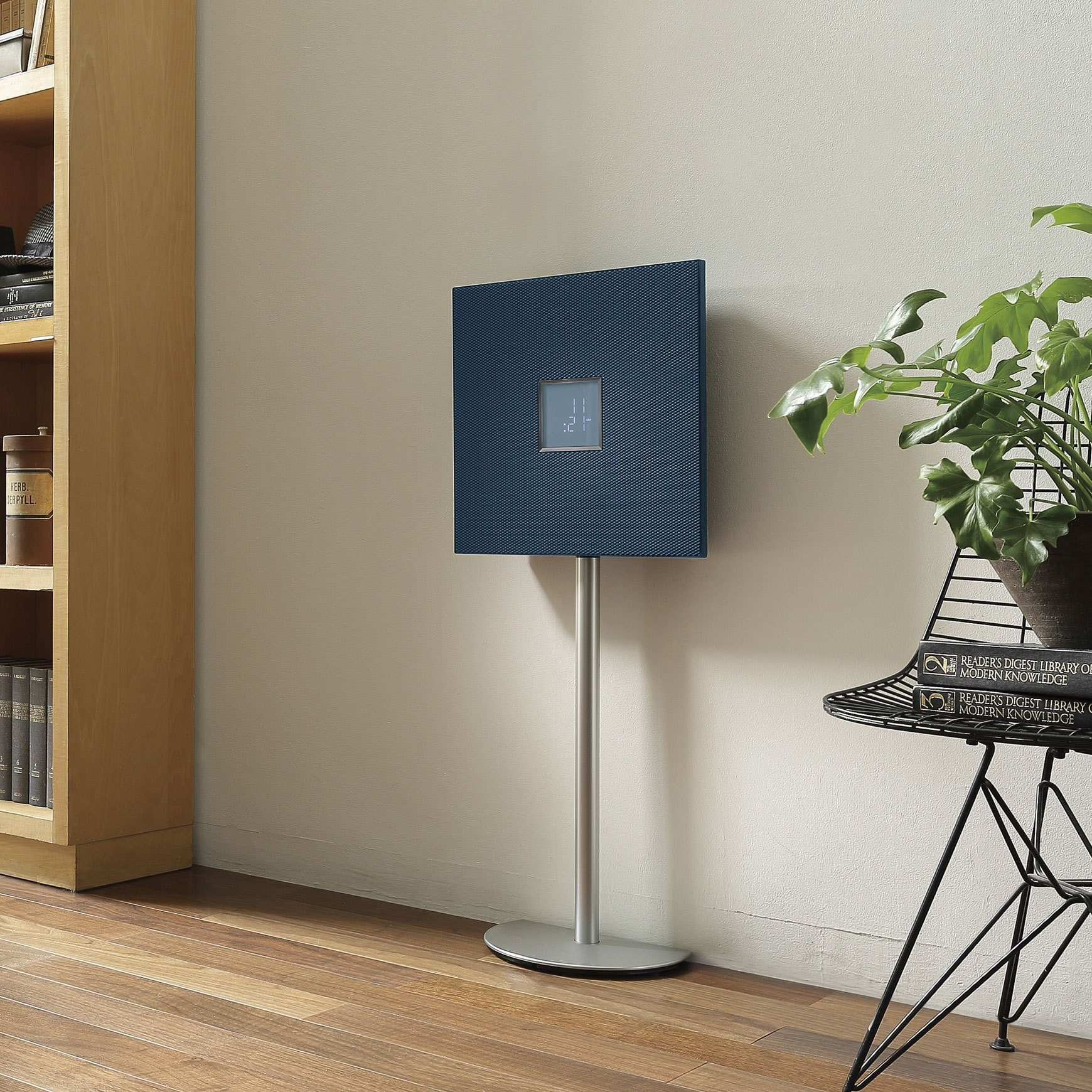 Restio Oversigt Interior Audio Lyd Amp Billed