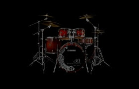 [ Photo ] [2017] Yamaha Drums 50th Anniversary Limited Model