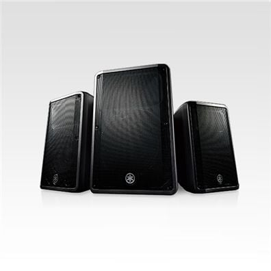 Speakers - Professionel Audio - Produkter - Yamaha - Danmark