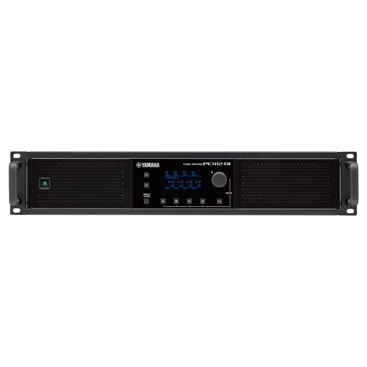 Yamaha Power Amplifier PC412-DI Thumbnail